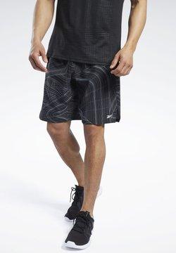 Reebok - SPEED SHORTS - kurze Sporthose - black