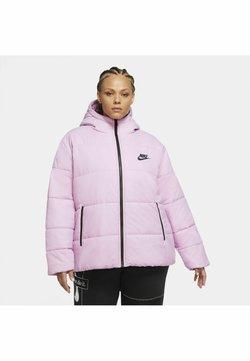 Nike Sportswear - Talvitakki - beyond pink/white/black