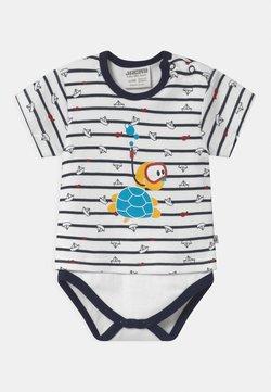 Jacky Baby - KURZARM OCEAN CHILD - Body - dark blue/white