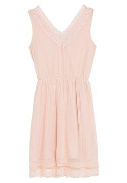 Vero Moda - VMPERNILLA SHORT DRESS - Vestido informal - sepia rose