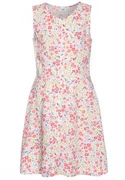 GAP - GIRL DRESS - Blusenkleid - white