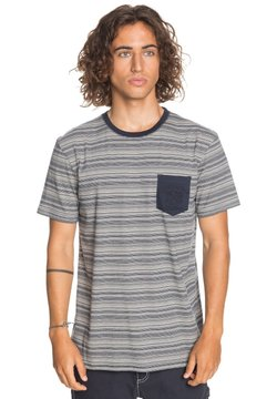 Quiksilver - T-Shirt print - navy blazer pavillon surf