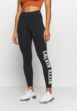 Calvin Klein Performance - FULL LENGTH - Tights - black