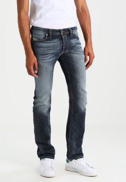 Diesel - SAFADO - Straight leg jeans - bleu