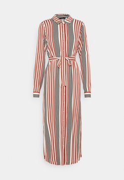 Vero Moda - VMNIVA DRESS - Maxikleid - chutney/black/birch