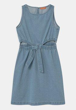 Staccato - TEENAGER - Jeanskleid - light blue denim