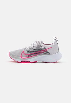 Nike Performance - AIR ZOOM PEGASUS TURBO UNISEX - Neutrala löparskor - vast grey/black/grey fog/hyper pink/white