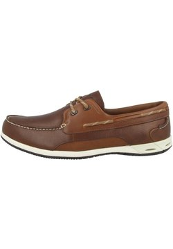 Clarks - Bootsschuh - brown leather (20357581)