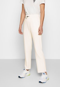Urban Classics - SOFT INTERLOCK - Jogginghose - offwhite