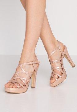 Menbur - Sandaletter - even rose