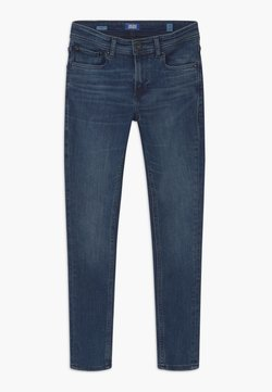 Jack & Jones Junior - JJILIAM JJORIGINAL - Slim fit jeans - blue denim