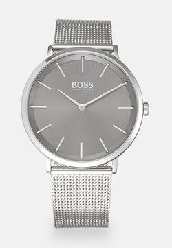 BOSS - SKYLINER - Montre - silver-coloured