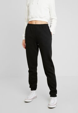 Nly by Nelly - COZY PANTS - Jogginghose - black
