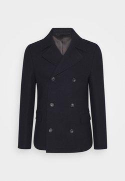 Isaac Dewhirst - PEA COAT - Summer jacket - dark blue
