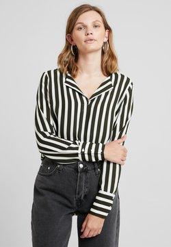 Selected Femme - SLFSTINA DYNELLA NOOS - Bluse - creme/rosin