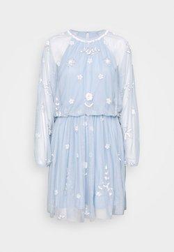 SISTA GLAM PETITE - SAFIE - Cocktail dress / Party dress - pale blue
