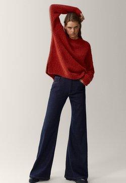 Massimo Dutti - Sweter - red