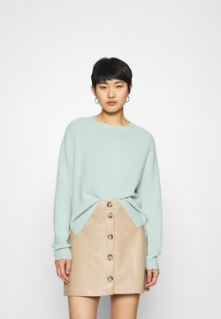 Carin Wester - JUMPER EBBA - Sweter - sky gray