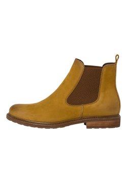 Tamaris - BOOTS - Stiefelette - mustard