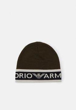 Emporio Armani - UNISEX - Mütze - khaki