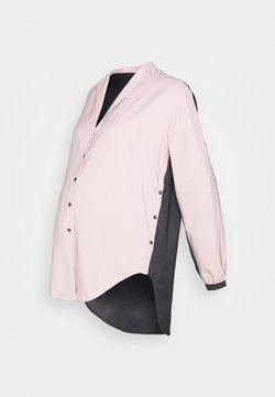 GLOWE - SIDE HUSTLE NURSING - Camisa - pink/grey