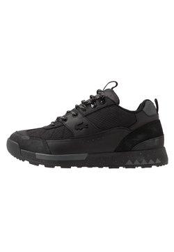 Lacoste - URBAN BREAKER - Sneakersy niskie - black