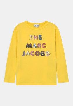 The Marc Jacobs - LONG SLEEVE UNISEX - Långärmad tröja - yellow