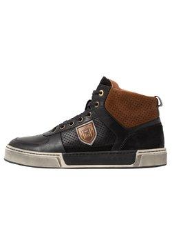 Pantofola d'Oro - FREDERICO UOMO MID - Sneakers hoog - black