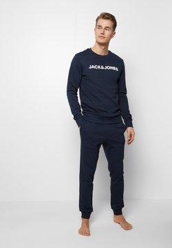 Jack & Jones - JACLOUNGE - Pyjama - navy blazer