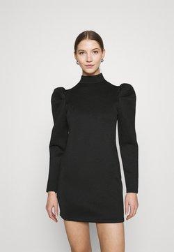 Monki - DIAMOND DRESS - Vestido de tubo - black
