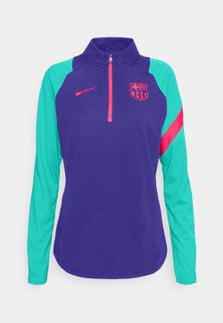 Nike Performance - FC BARCELONA DRY  - Pelipaita - deep royal blue/fusion red