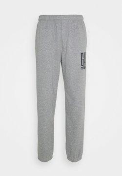 GAP - LOGO - Jogginghose - heather grey