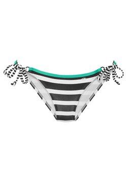 KangaROOS - Bikini-Hose - schwarz-weiß