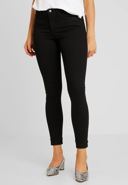 Vero Moda - VMTANYA PIPING - Jeans Skinny Fit - black