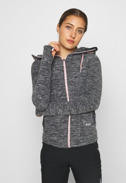 Roxy - ELECT FEELIN - Fleecejacke - anthracite