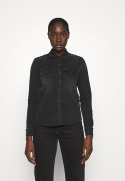 LTB - LUCINDA - Camicia - black denim