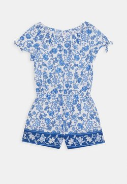 GAP - GIRL - Combinaison - blue floral