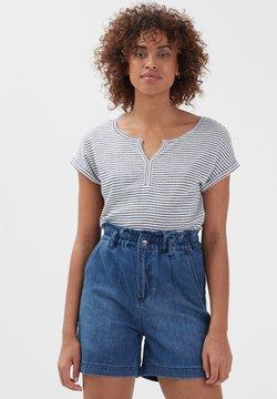 BONOBO Jeans - T-shirt print - bleu marine