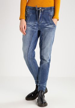 Cream - MIA - Jogginghose - medium blue denim