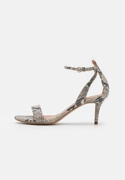 Pura Lopez - Sandals - natural
