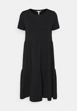 Object Petite - OBJSTEPHANIE DRESS  - Vestido ligero - black