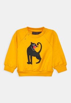 Mini Rodini - BABY PANTHER UNISEX - Sweater - yellow