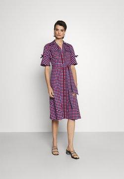 Diane von Furstenberg - REBECCA DRESS - Skjortekjole - multi coloured