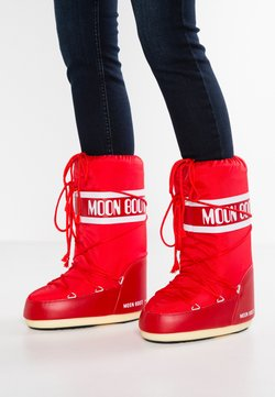 Moon Boot - Snowboot/Winterstiefel - red