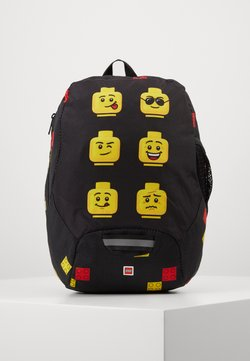 Lego Bags - FACES KINDERGARTEN BACKPACK - Ryggsäck - schwarz