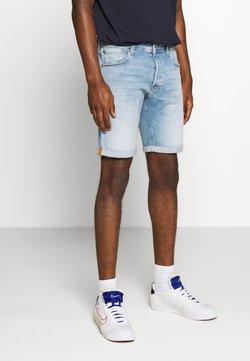 Jack & Jones - JJIRICK JJORG - Jeans Shorts - blue denim