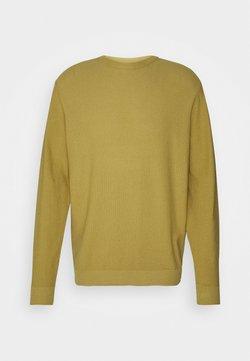 Minimum - CURTH - Stickad tröja - khaki green