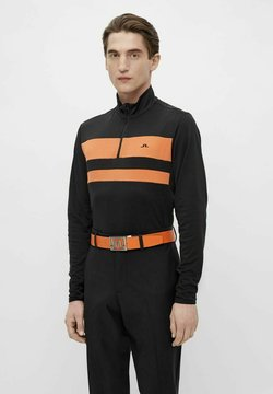 J.LINDEBERG - T-shirt sportiva - lava orange