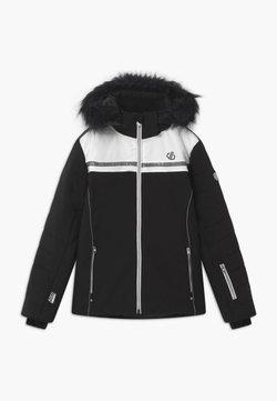 Dare 2B - ESTIMATE UNISEX - Kurtka snowboardowa - black/white