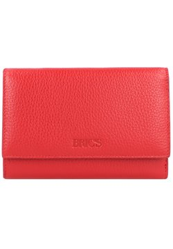 Bric's - MARMOLADA RFID - Geldbörse - rosso